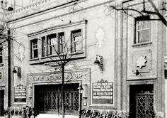 Cine de La Flor en 1928