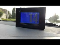 I wanted to build a digital speedometer for my car. There was nothing wrong with the one already installed in my car, I just wanted to have a big LCD display that...