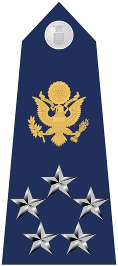 US Air Force shoulderboard with Seal Military Ranks, Military Insignia, Military History, Air Force Uniforms, American Civil War, Armed Forces, World War Ii, Badge, Army