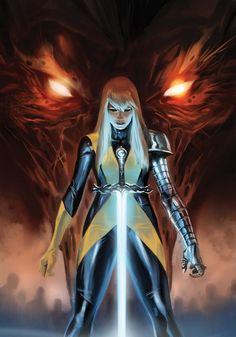 Marko Djurdjevic: X-Men: Second Coming - Revelations: Hellbound #1