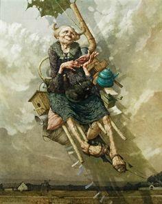 Sceny z apokalipszy w malarstwie - Szukaj w Google