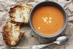 Vegán hagyma leves