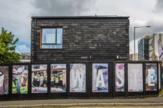 Brighton Waste House; East Sussex / BBM Sustainable Design Ltd. Image © The University of Brighton