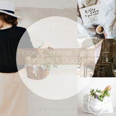 Pinterest Sommer Trends: Zuhause & Draußen | Pinspiration http://pinspiration.de