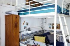 Decor Tricks That Solve Common Small Space Problems: Super Size a Teeny Tiny…