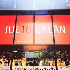 #MomentosCONARTE Este 2016 celebramos una muestra histórica. Tras 10 años de su desaparición icónicas piezas de Julio Galán vuelven a estar juntas en la muestra #JUL10Galan