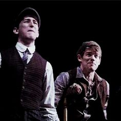 Andrew Keenan-Bolger — Newsies | The 34 Hottest Broadway Hunks Of 2013