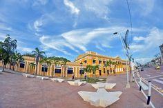 La Antigua Aduana, un hermoso espacio recuperado para todos los barranquilleros en la #capitaldevida