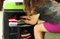 Το απόλυτο ταξιδιωτικό gadget η βαλίτσα ντουλάπα!