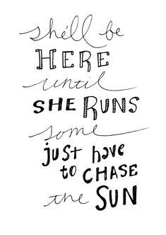 Lyrics from Wild Child by Kenny Chesney.