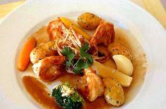 scampi-potato-7vd.jpg (97525 Byte) food scampi plate