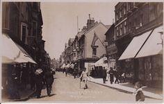 WEYMOUTH Dorset ST MARYS STREET Circa1912 RP   eBay