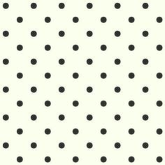 Circle Sidewall Wallpaper in Black and White by York Wallcoverings ($40) ❤ liked on Polyvore featuring home, home decor, wallpaper, wallpaper samples, black and white wallpaper, black and white home accessories, black white home decor, black and white home decor and black white wallpaper
