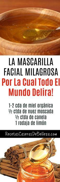 Mascarilla Facial Para Acné