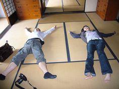 Tatami An S Love Affair With Sleeping On The Floor Talk Mat