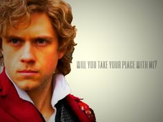 Is it weird that if I could play any character in Les Mis I would want to play Enjolras?