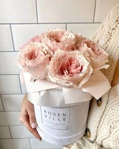 """If you declare with your mouth, """"Jesus is Lord,"""" and believe in your heart that God raised him from the dead, you will be saved. Bouquet Box, Jesus Is Lord, Flower Boxes, Pink, Window Boxes, Planter Boxes, Pink Hair, Roses, Flower Containers"""