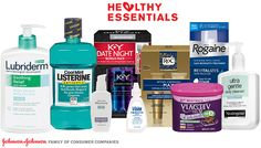 Huge His & Hers Healthy Essentials Products Prize Pack Giveaway! Ends 1/16