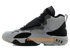 pretty nice 1e98d 1c468 Officie Nike Air Speed Turf (GS) De Training Pas Cher Pour Femme Enfant Noir  Gris 535735-001