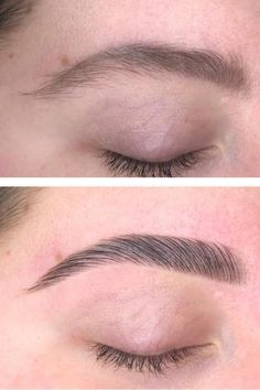 Natural Glowy Makeup, Natural Brows, Phi Brows, Bold Brows, Eyebrow Lift, Eyebrow Trends, Brow Studio, Face Aesthetic, Henna Brows