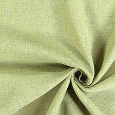 Leinenvoile 20 - Polyester - Leinen - pistazie
