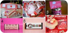 printable treat bag toppers and candy bar wrappers