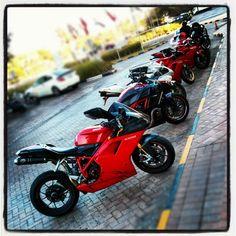 Ducati Family