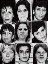 The New Bedford Highway Killer remains unsolved.  In 1988-89, the killer was responsible for the murder of nine women.   There are an additional two who are missing whicj investigators believe the same person is responsible for.   All of the women are known prostitues and/or substance abusers.    The first victim, Debra Medeiros, her partially clothed skelton was found by a motorist who pulled over to urinate.   Investigators would not positively identify her for eight months.