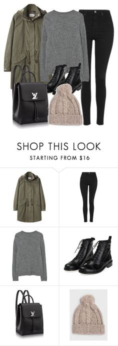 """Style #11540"" by vany-alvarado ❤ liked on Polyvore featuring Steven Alan, Topshop, MANGO and Topman"