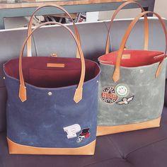Martexin canvas bag 왁스캔버스 토트백…