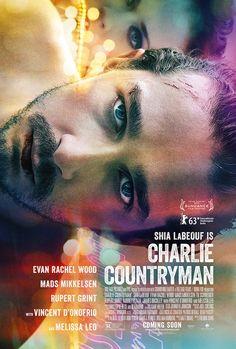 """""""Charlie Countryman"""" #movie #movieposters"""
