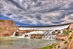 Ryan dam... Great Falls, Mt