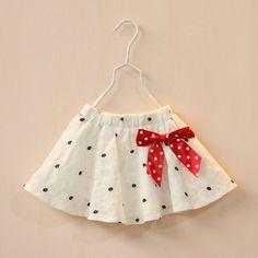 Vestidos de princesa 2015 Niña de primavera verano muchachas de los cabritos del Bowknot Faldas bebé vestido de encaje Lunares Moda TUTÚ de los niños