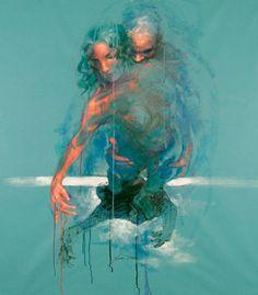 Paintings by Xolotl Polo - ego-alterego.com