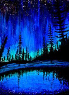 Ty - What is the Aurora Borealis? Beautiful Sky, Beautiful Landscapes, Beautiful World, Galaxy Wallpaper, Nature Wallpaper, Nature Pictures, Cool Pictures, Photo Bleu, Pretty Wallpapers