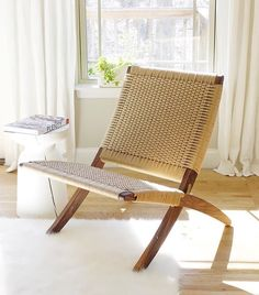 Caleb James Chairmaker Planemaker: Danish Modern Lounge Chairmaking Classes - Learn to Weave Danish Cord