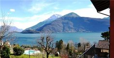 Holiday in Musso by Lake Como, Italy