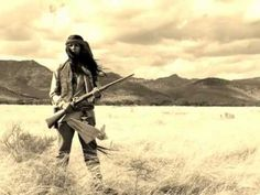 Traditional Western Apache Song