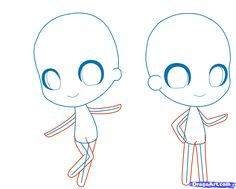 how to draw a person step by step for kids