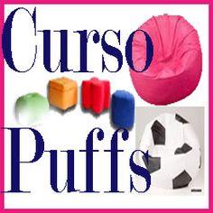 Curso Confección Puffs acolchados sabanas coser lenceria hogar