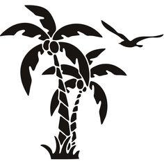 Palm Tree SCAL SVG