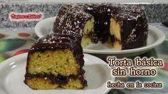 TORTA SIN HORNO HECHA EN LA COCINA, receta muy fácil y perfecta Desserts, Chocolates, Youtube, Food, Videos, Instagram, Chocolate Frosting, Spices, Cookie Cakes