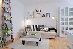 Decorar un mini duplex | Decorar tu casa es facilisimo.com