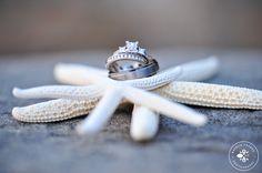 Starfish Ring - great photo idea