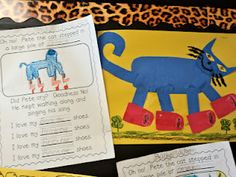 Pete the Cat project
