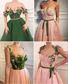 Flower Prom Dress,Tulle Prom Gown,Appliques Prom Dress,A-Line Prom Gow – classygown The Effective Pictures We Offer You About gowns Dress … Elegant Dresses, Pretty Dresses, Beautiful Dresses, Formal Dresses, Wedding Dresses, Vintage Prom Dresses, Ball Dresses, Ball Gowns, Evening Dresses