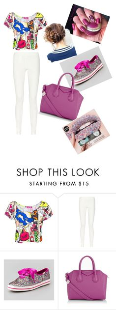 """""""Untitled #127"""" by itsruhee ❤ liked on Polyvore featuring The Row, Kate Spade, Givenchy and Ciaté"""
