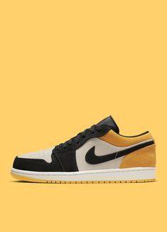 Nike Air Jordan 1 Low University Gold Nike Air Jordan 1 Low