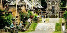 Desa Adat Penglipuran di Kabupaten Bangli, Bali. Photo by Barry Kusum