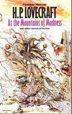 At the Mountains of Madness by H.P. Lovecraft | 20 Books That Are Almost Impossible To Adapt